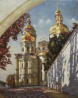 Киево-Печерская Лавра осенью