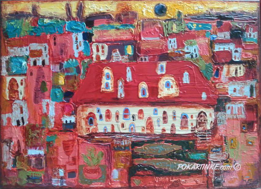 Август - картинная галерея PoKartinke.com