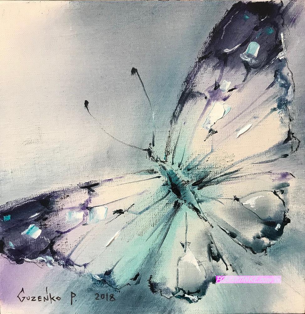 Бабочка - картинная галерея PoKartinke.com