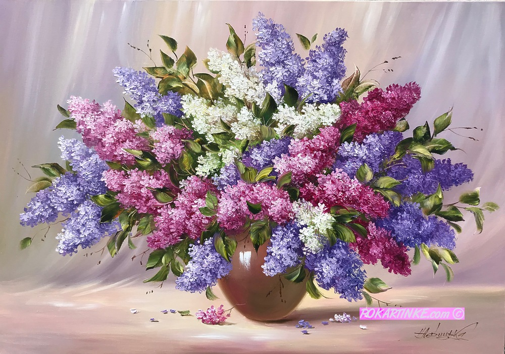 Бузок весняний - картинная галерея PoKartinke.com