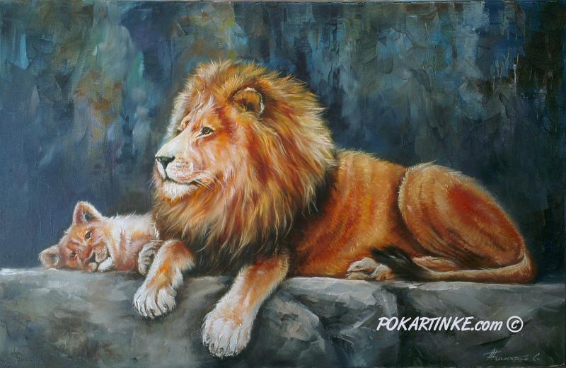 Царь и принц - картинная галерея PoKartinke.com