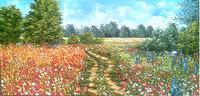 Цветочная дорога