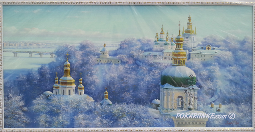 Зимова Лавра - картинная галерея PoKartinke.com