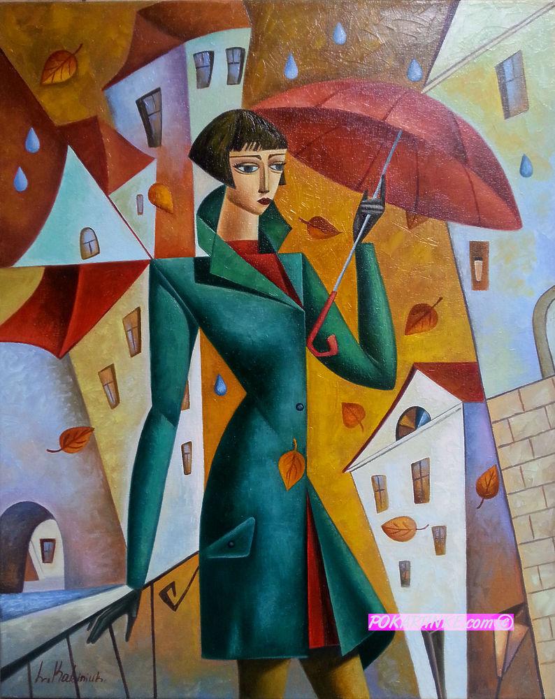 Мелодия дождя - картинная галерея PoKartinke.com