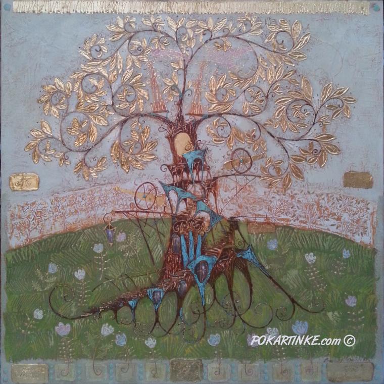 Дерево - картинная галерея PoKartinke.com