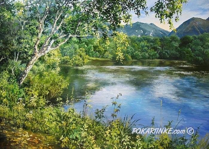 Девственные места - картинная галерея PoKartinke.com