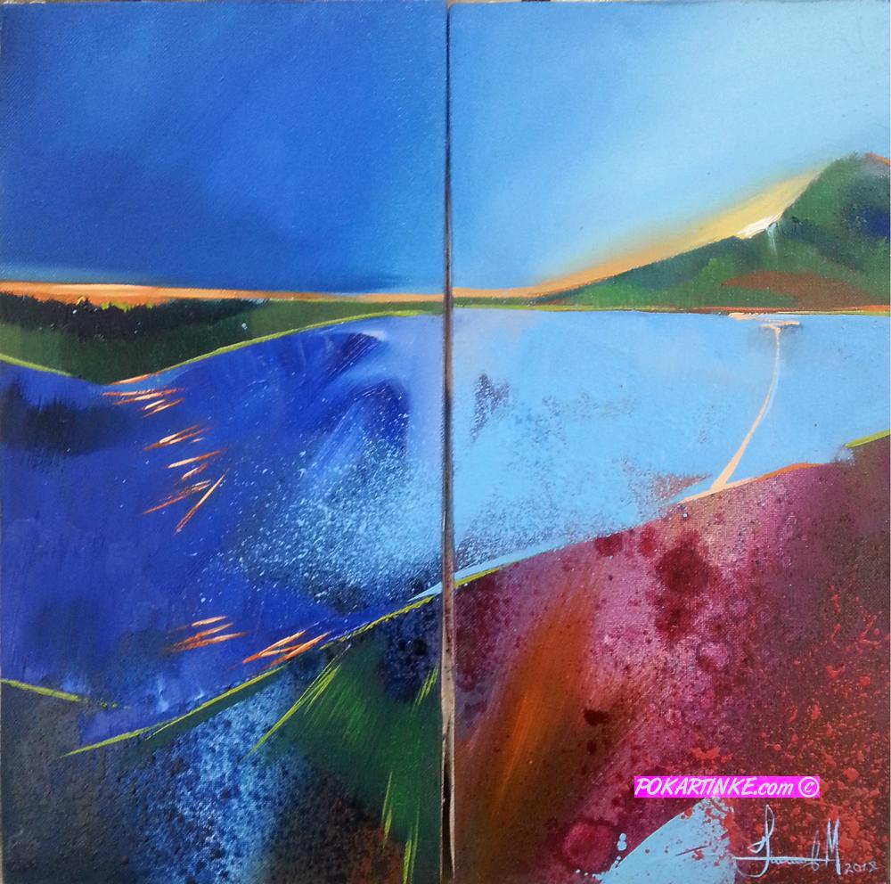 День и ночь - картинная галерея PoKartinke.com