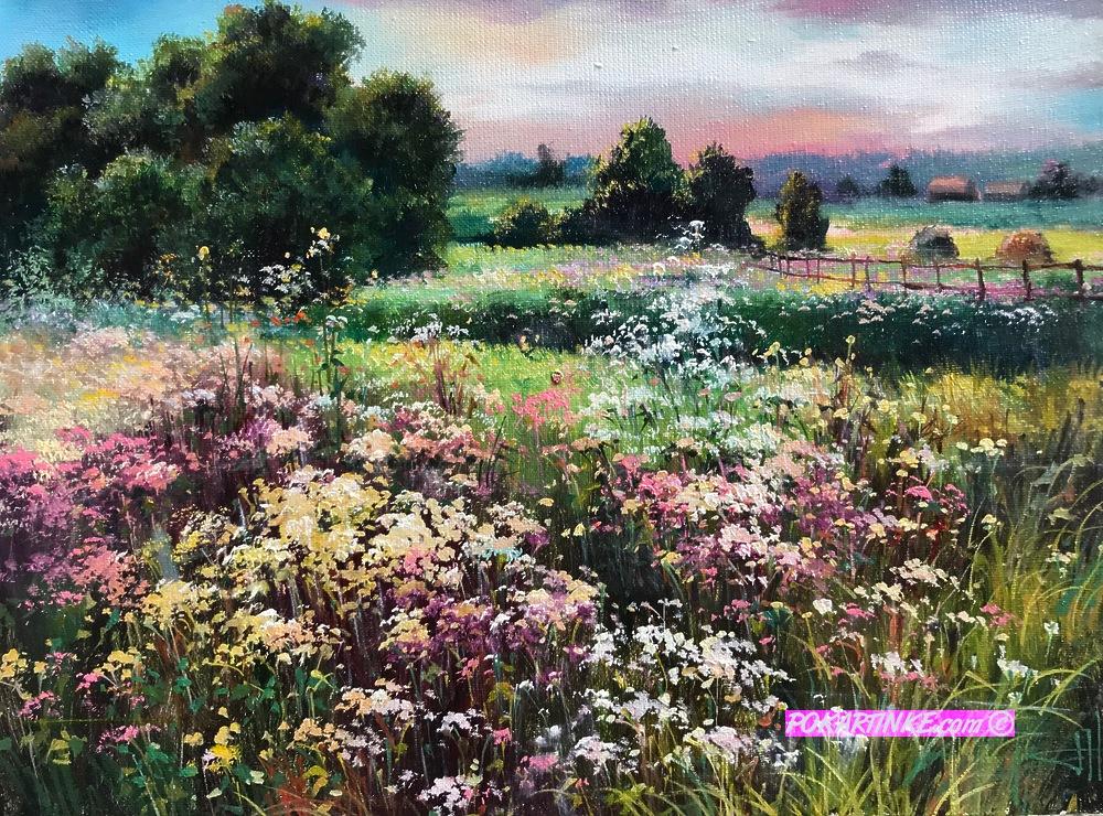 Травы душистые - картинная галерея PoKartinke.com