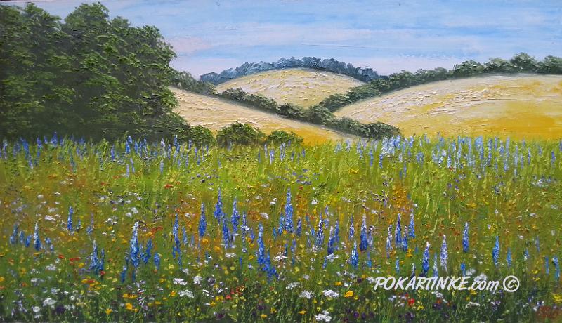 Душистые травы - картинная галерея PoKartinke.com