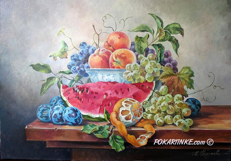 Фруктовый - картинная галерея PoKartinke.com
