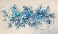 Небесное цветение
