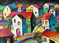 Цветной городок