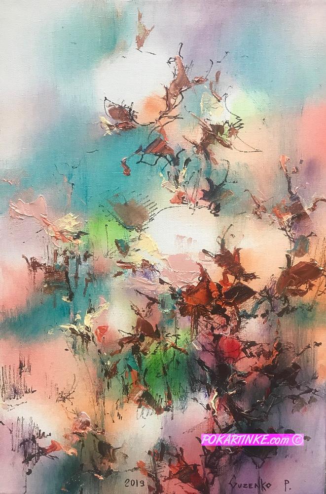 Цветы хлопка - картинная галерея PoKartinke.com