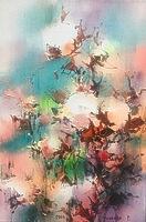 Цветы хлопка
