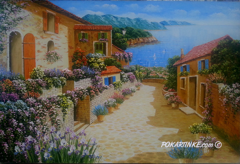 Хорватия - картинная галерея PoKartinke.com