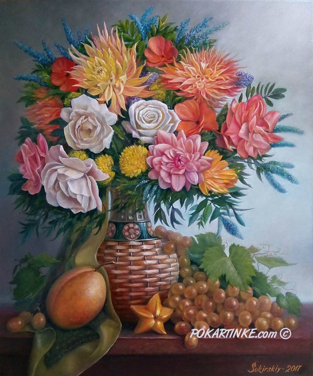 Итальянский мотив - картинная галерея PoKartinke.com