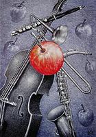 Яблочный блюз