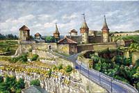 Каменец-Подольский. Старая крепость.