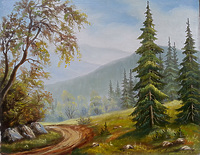 Карпатская дорога