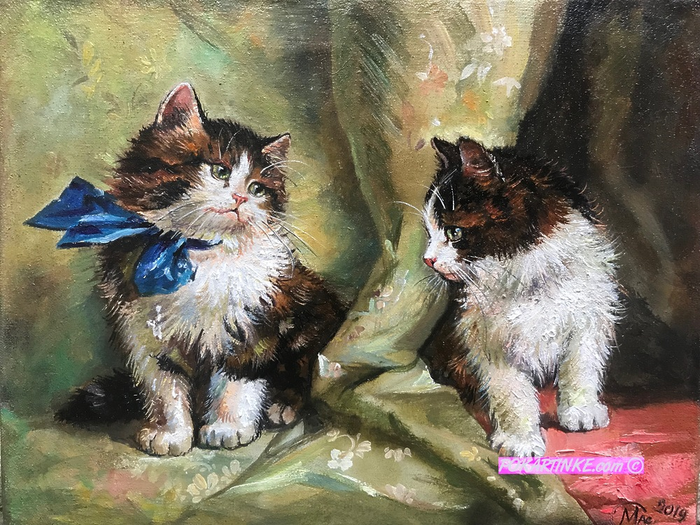 Милые котята - картинная галерея PoKartinke.com