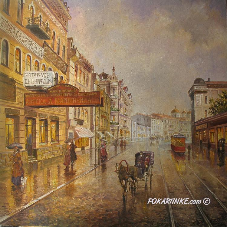 Крещатик - картинная галерея PoKartinke.com