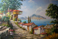 Крымский городок
