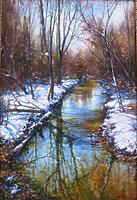 Ручей лесной