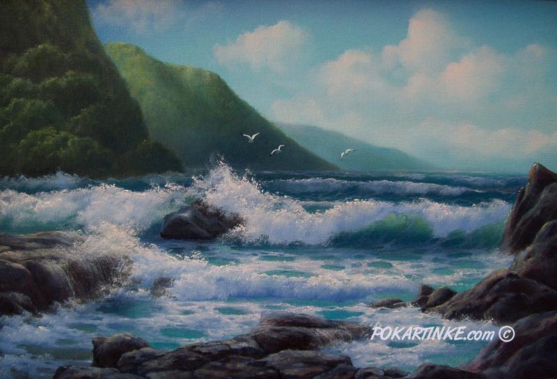 Летний день - картинная галерея PoKartinke.com