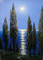Лунная дорожка