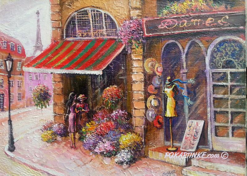 Магазинчик - картинная галерея PoKartinke.com