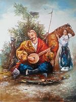 Козак Мамай