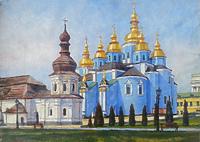 Михайловский собор и трапезная