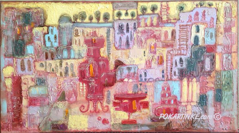 Полдень - картинная галерея PoKartinke.com