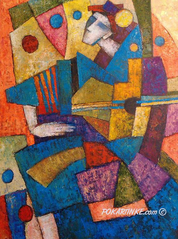 Музыкальное настроение - картинная галерея PoKartinke.com