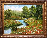 На цветочных берегах