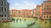 На канале Венеции