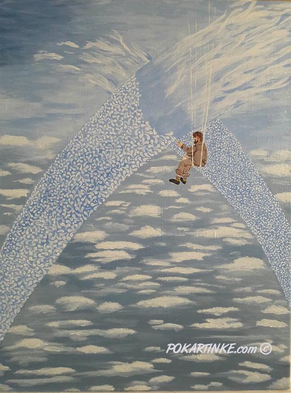 Небесный художник - картинная галерея PoKartinke.com