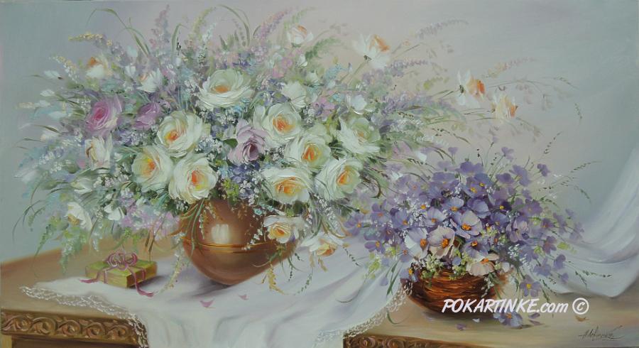 Нежность - картинная галерея PoKartinke.com