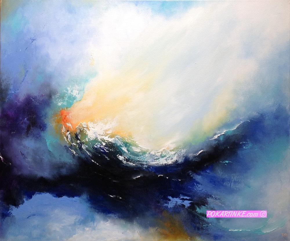 Океан - картинная галерея PoKartinke.com