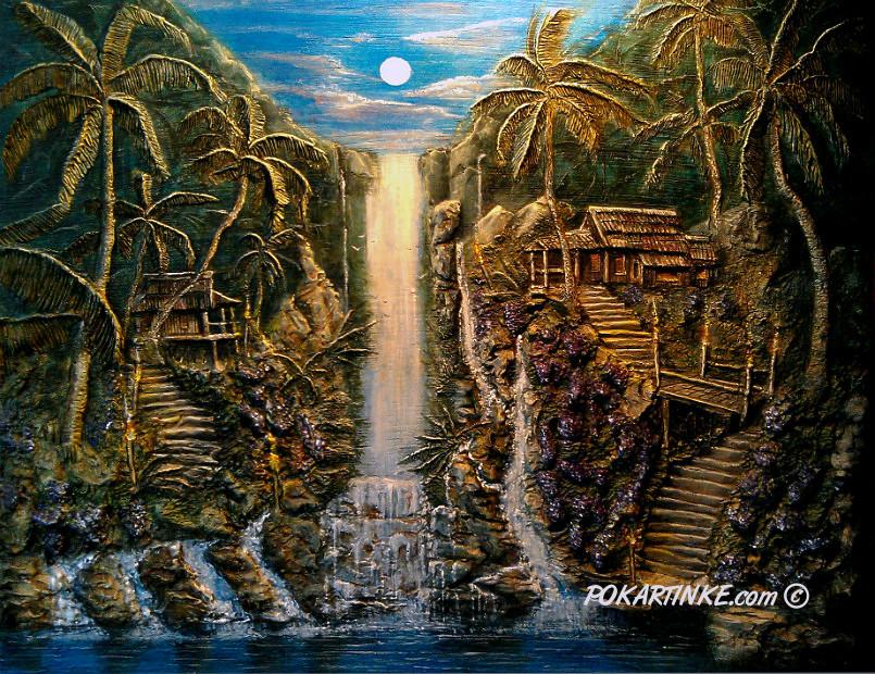 Охотничья луна - картинная галерея PoKartinke.com