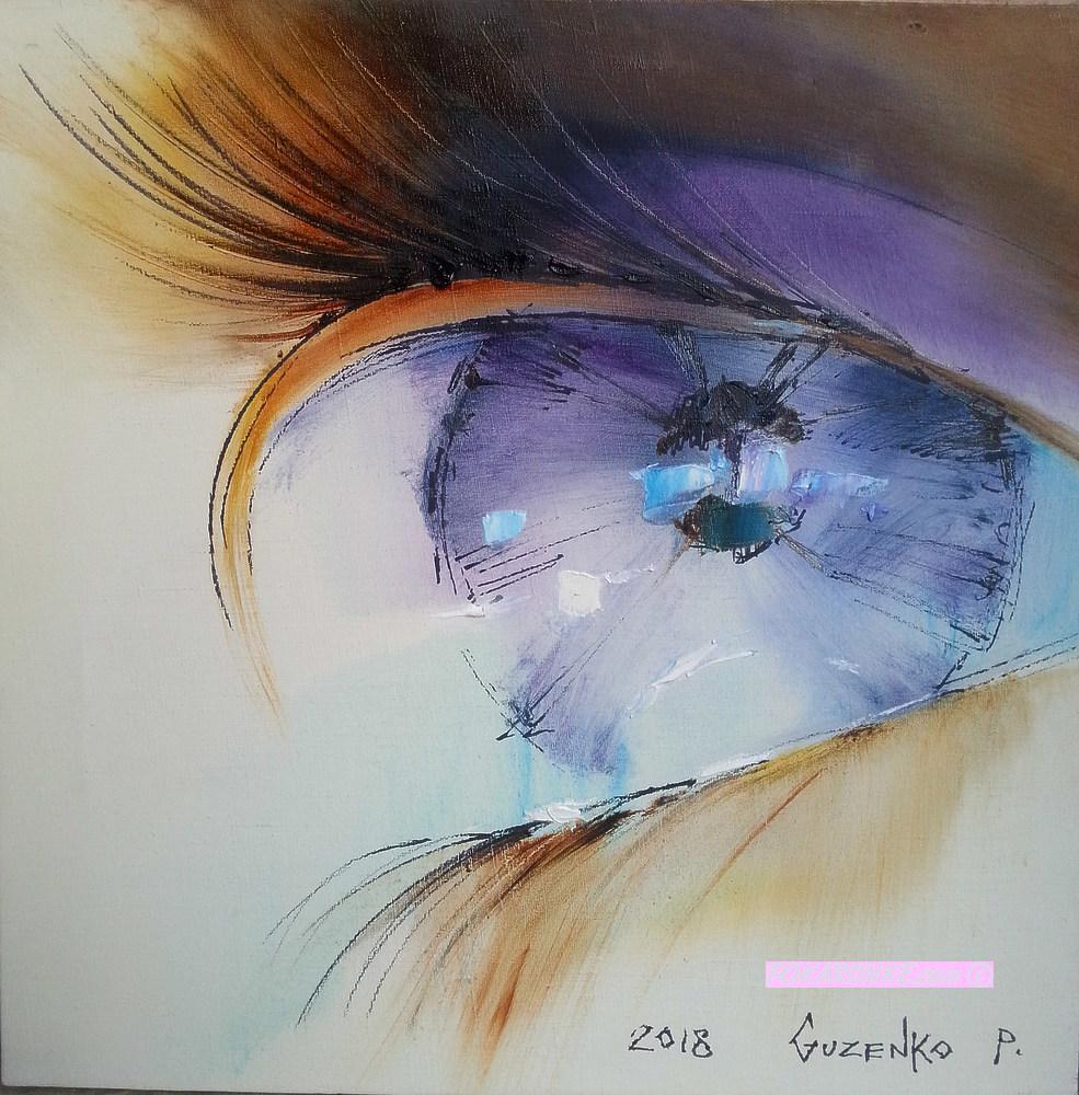 Взгляд - картинная галерея PoKartinke.com