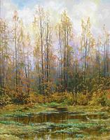 Осень на болоте