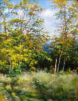 Осень на одесских склонах.