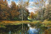 Осень в Софиевском парке