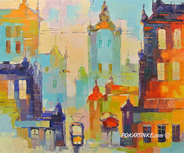 Осень во Львове - картинная галерея PoKartinke.com