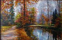 Осенняя пора,очей очарование...