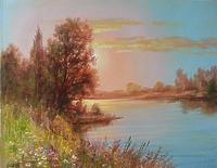 Осіння ріка