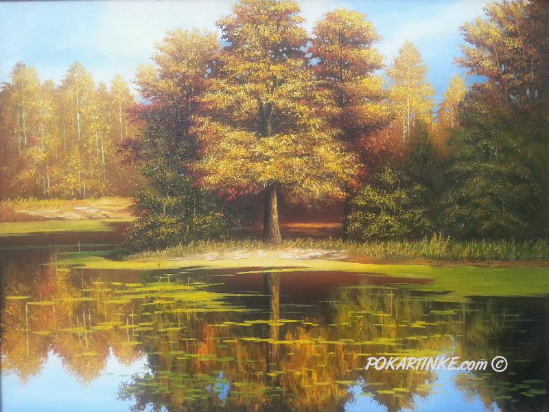 Отражение - картинная галерея PoKartinke.com