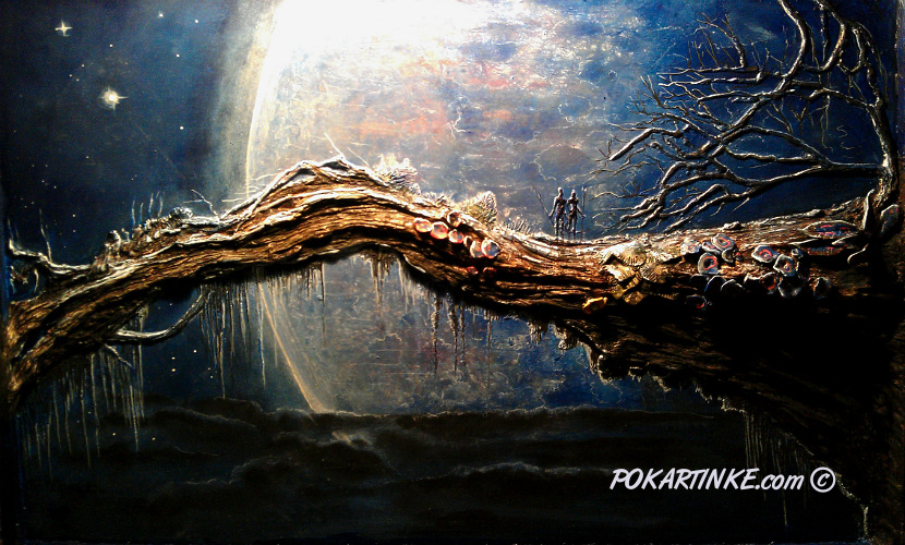 Пандора - картинная галерея PoKartinke.com