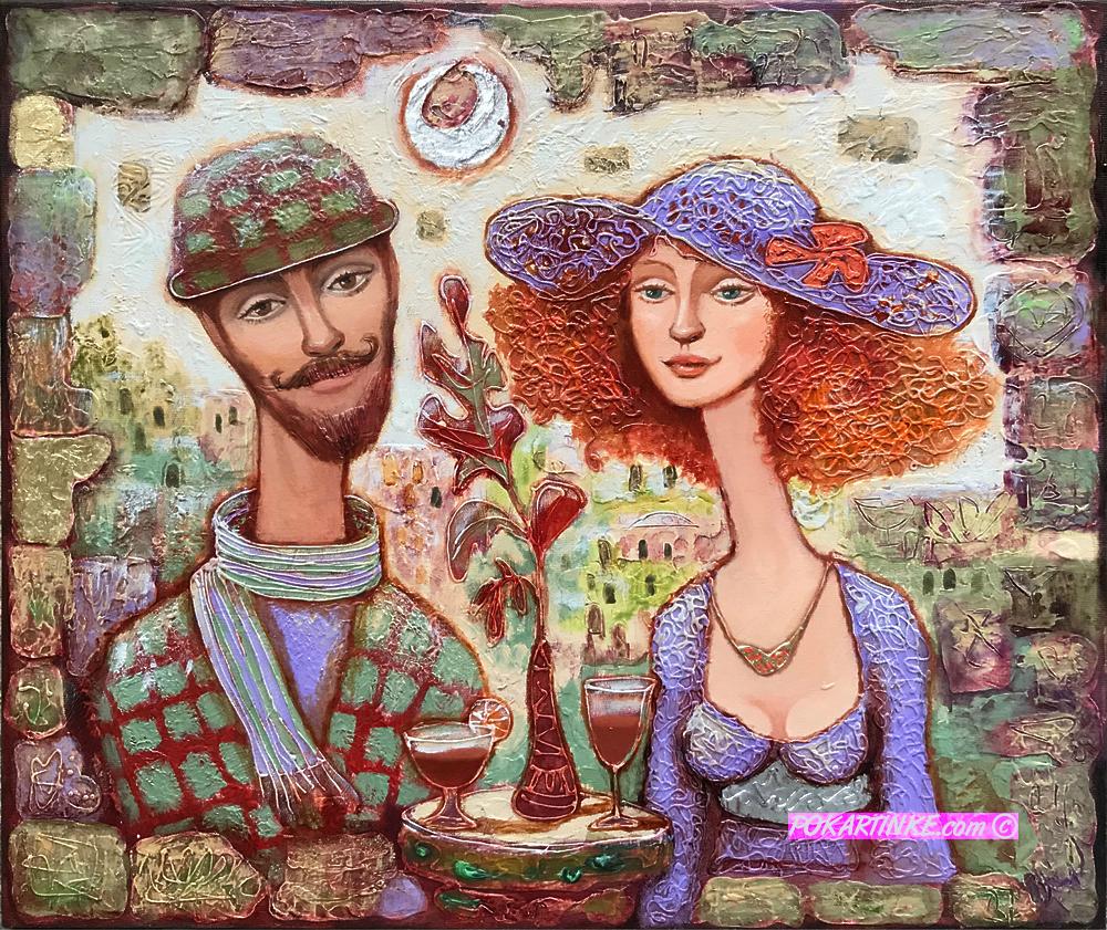 Свидание - картинная галерея PoKartinke.com